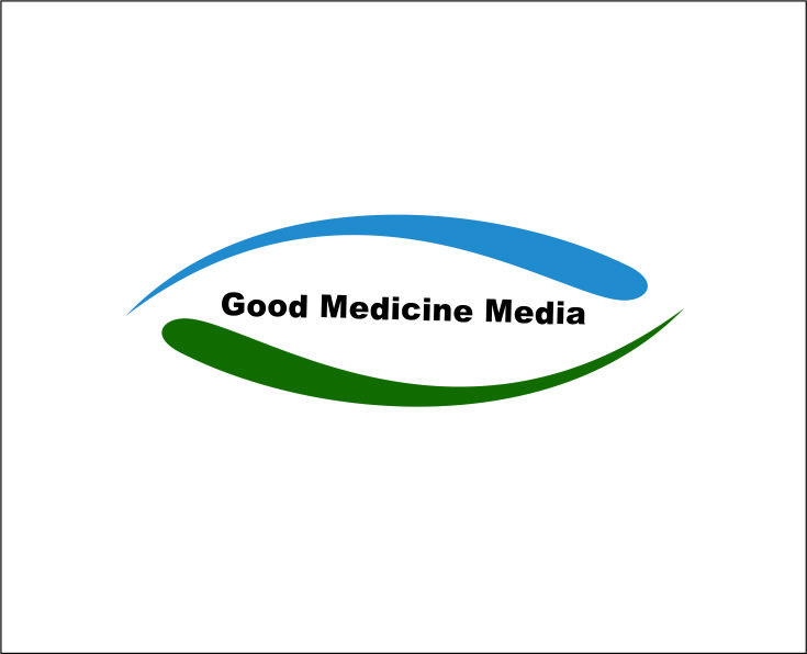 Logo Design by Agus Martoyo - Entry No. 35 in the Logo Design Contest Good Medicine Media Logo Design.