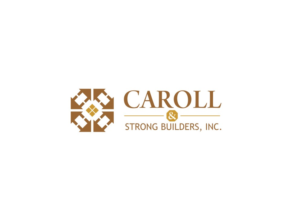 Logo Design by untung - Entry No. 3 in the Logo Design Contest New Logo Design for Carroll & Strong Builders, Inc..