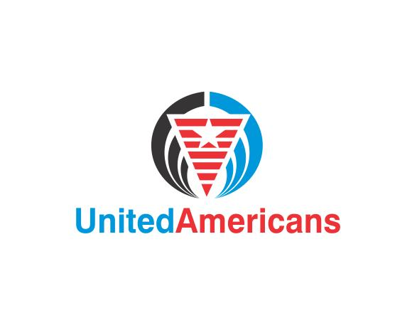 Logo Design by ronny - Entry No. 6 in the Logo Design Contest Creative Logo Design for United Americans.