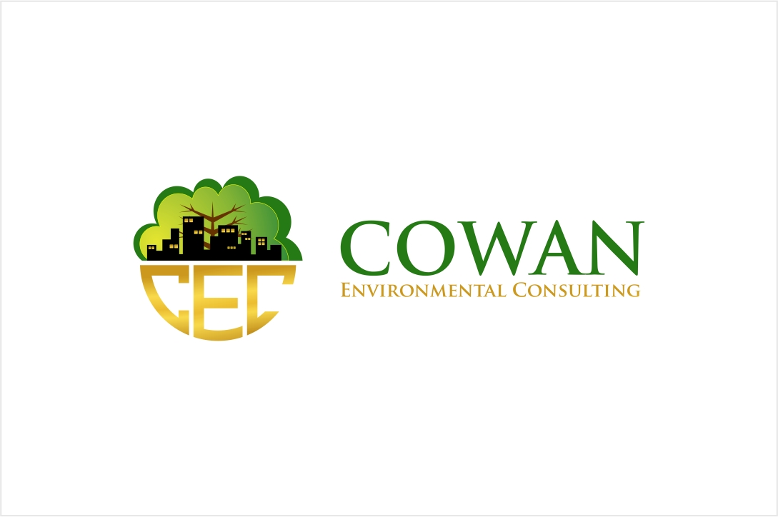 Logo Design by haidu - Entry No. 70 in the Logo Design Contest Fun Logo Design for Cowan Environmental Consulting.