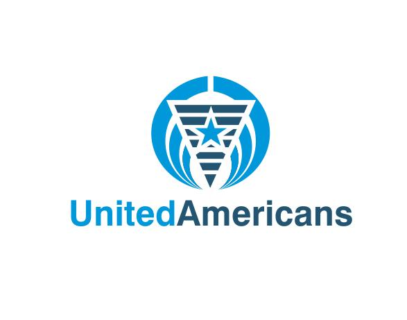 Logo Design by ronny - Entry No. 8 in the Logo Design Contest Creative Logo Design for United Americans.