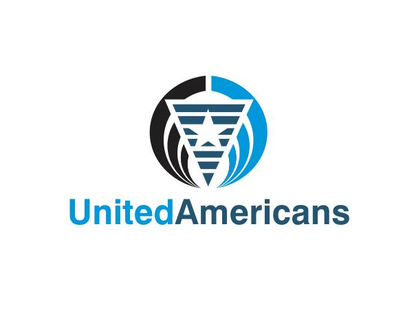 Logo Design by ronny - Entry No. 9 in the Logo Design Contest Creative Logo Design for United Americans.