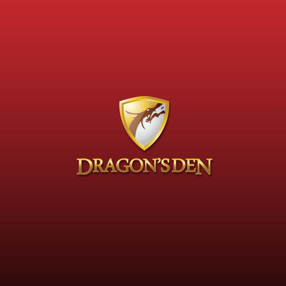 Logo Design by GraySource - Entry No. 11 in the Logo Design Contest The Dragons' Den needs a new logo.