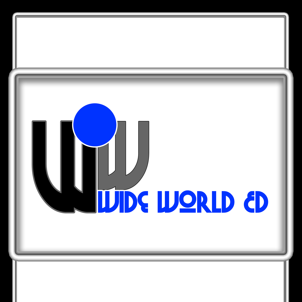 Logo Design by MITUCA ANDREI - Entry No. 6 in the Logo Design Contest New Logo Design for Wide World Ed.
