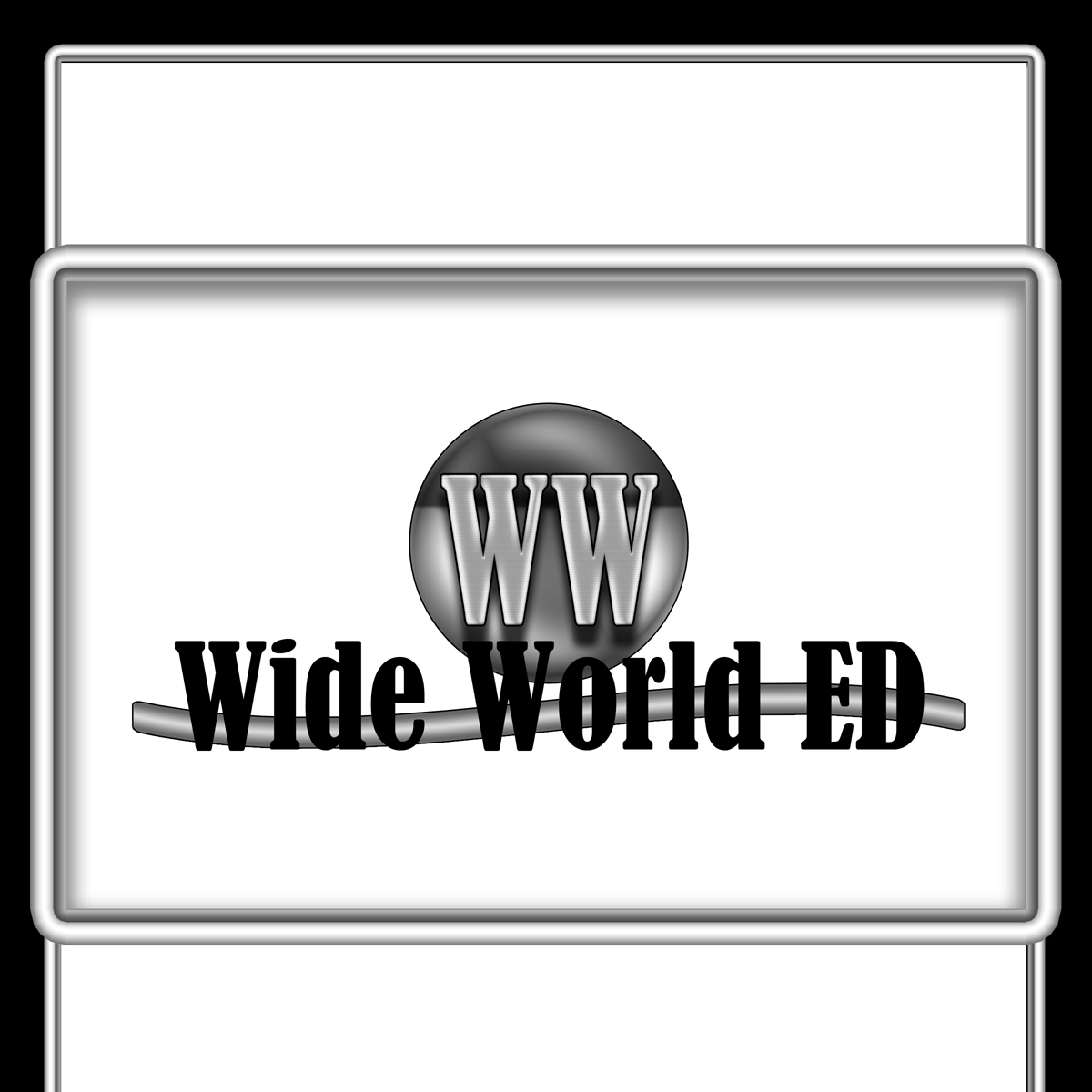 Logo Design by MITUCA ANDREI - Entry No. 7 in the Logo Design Contest New Logo Design for Wide World Ed.