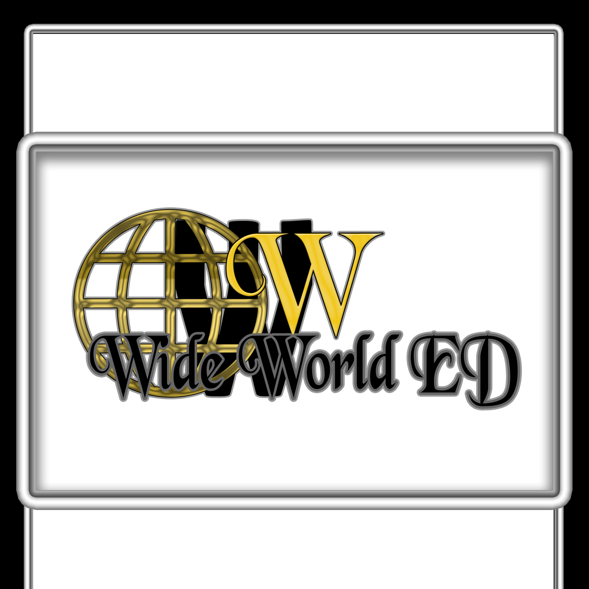 Logo Design by MITUCA ANDREI - Entry No. 9 in the Logo Design Contest New Logo Design for Wide World Ed.