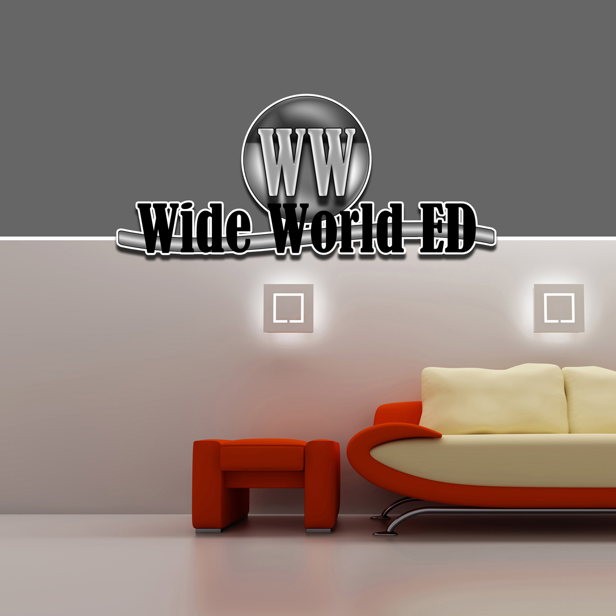 Logo Design by MITUCA ANDREI - Entry No. 13 in the Logo Design Contest New Logo Design for Wide World Ed.