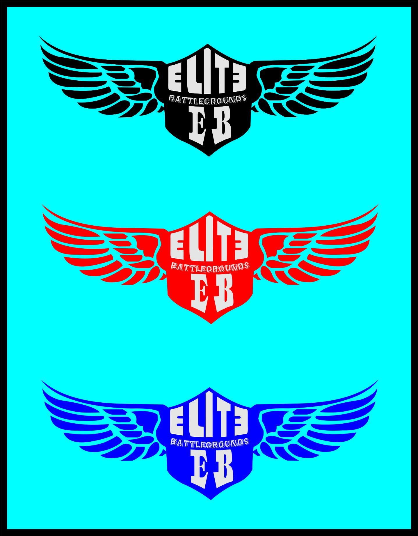 Logo Design by Teguh Hanuraga - Entry No. 41 in the Logo Design Contest Creative Logo Design for Elite Battlegrounds.