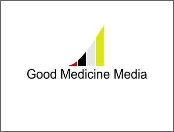 Logo Design by Agus Martoyo - Entry No. 45 in the Logo Design Contest Good Medicine Media Logo Design.