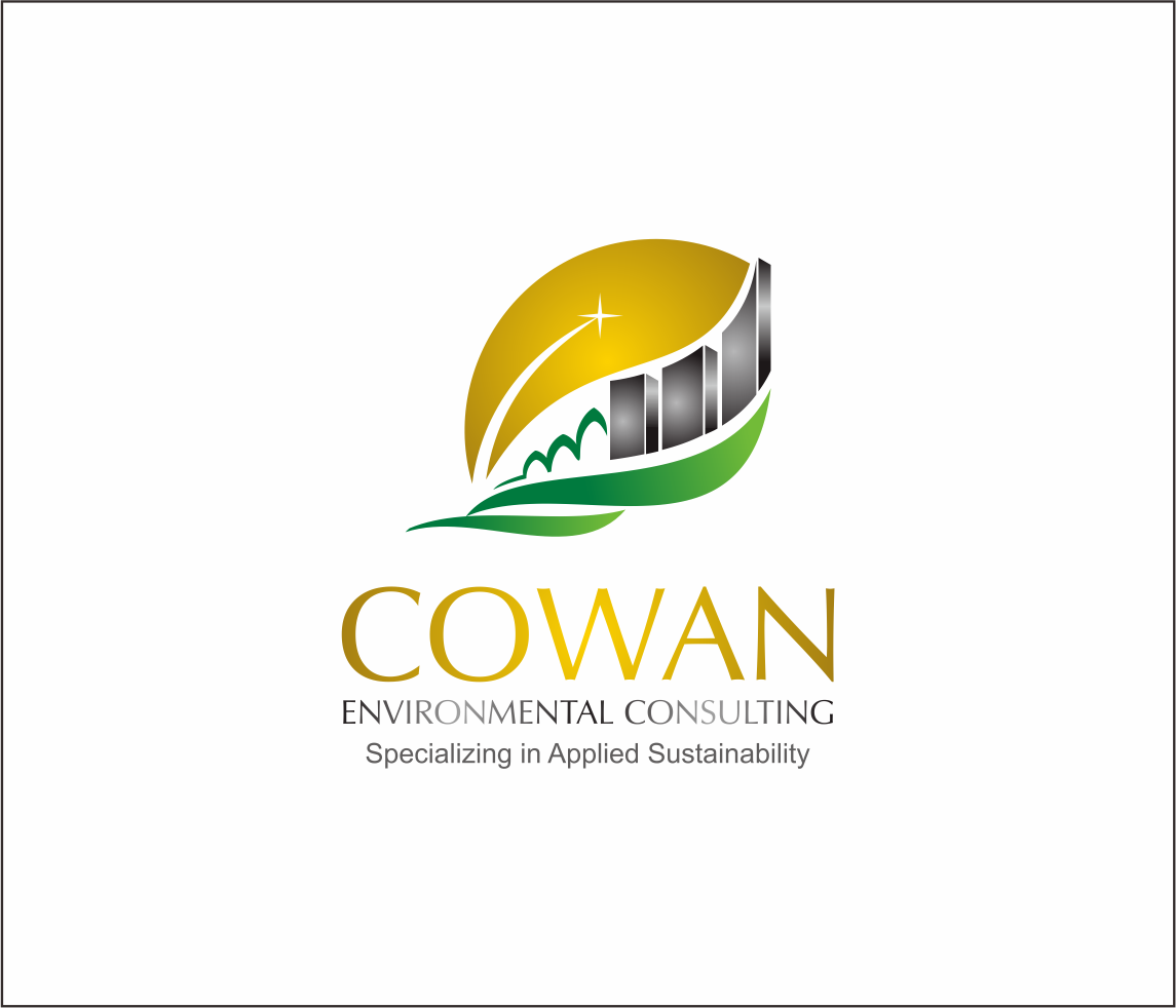 Logo Design by Armada Jamaluddin - Entry No. 81 in the Logo Design Contest Fun Logo Design for Cowan Environmental Consulting.