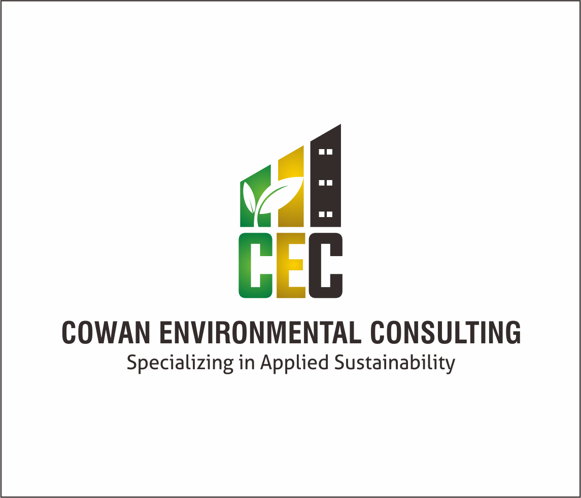 Logo Design by Armada Jamaluddin - Entry No. 84 in the Logo Design Contest Fun Logo Design for Cowan Environmental Consulting.