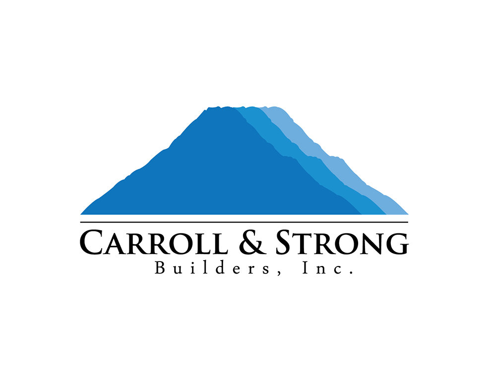 Logo Design by robken0174 - Entry No. 9 in the Logo Design Contest New Logo Design for Carroll & Strong Builders, Inc..