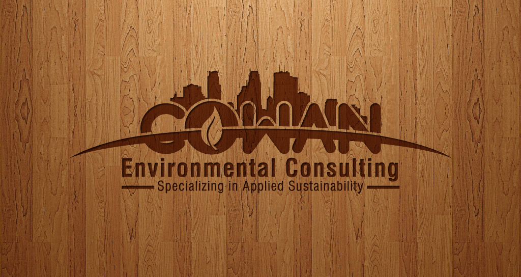 Logo Design by lagalag - Entry No. 96 in the Logo Design Contest Fun Logo Design for Cowan Environmental Consulting.