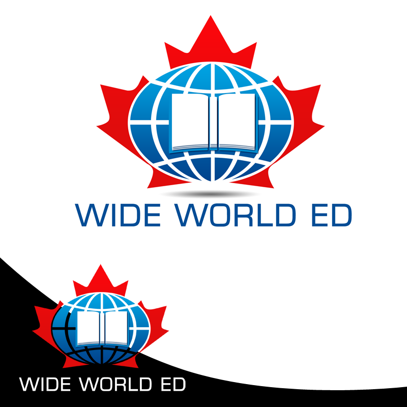 Logo Design by Private User - Entry No. 22 in the Logo Design Contest New Logo Design for Wide World Ed.