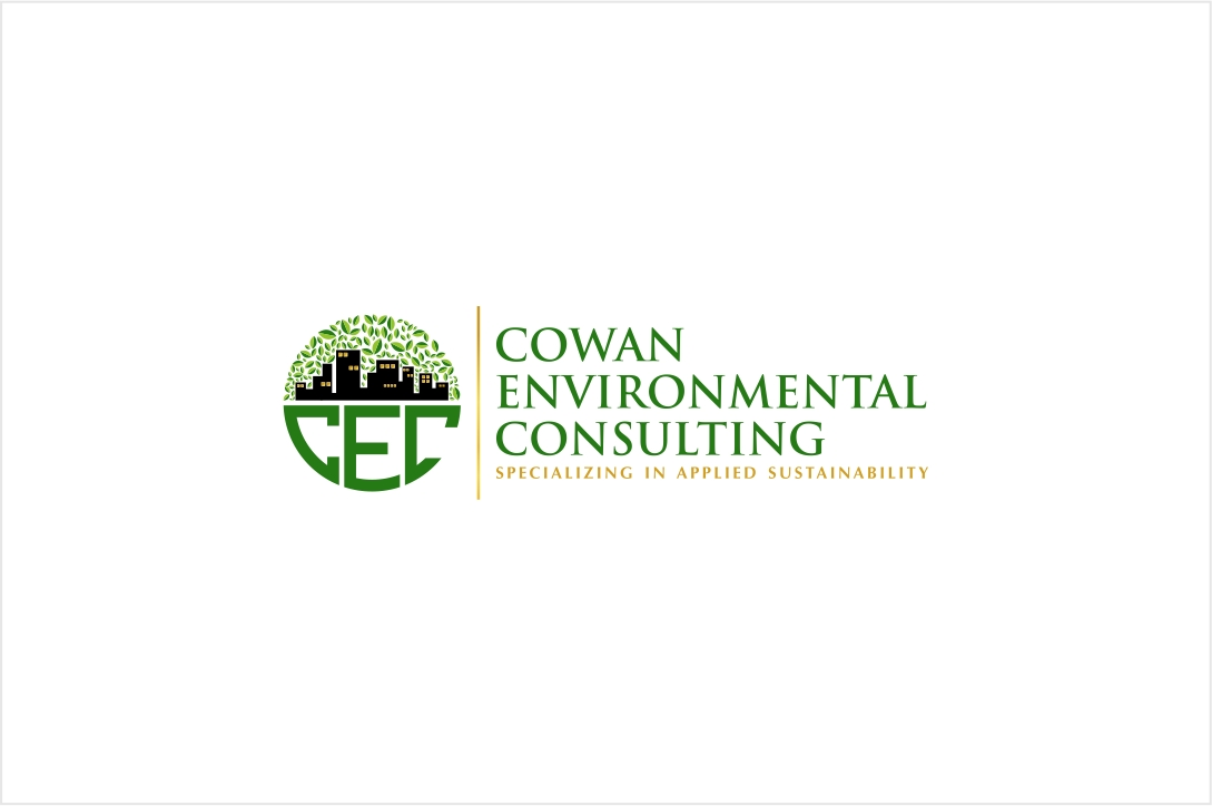 Logo Design by haidu - Entry No. 97 in the Logo Design Contest Fun Logo Design for Cowan Environmental Consulting.