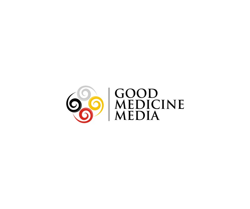 Logo Design by untung - Entry No. 60 in the Logo Design Contest Good Medicine Media Logo Design.