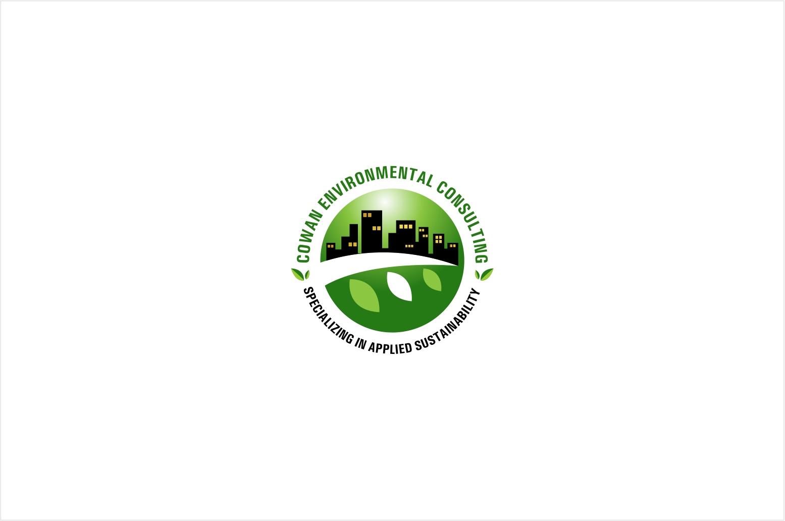Logo Design by haidu - Entry No. 111 in the Logo Design Contest Fun Logo Design for Cowan Environmental Consulting.