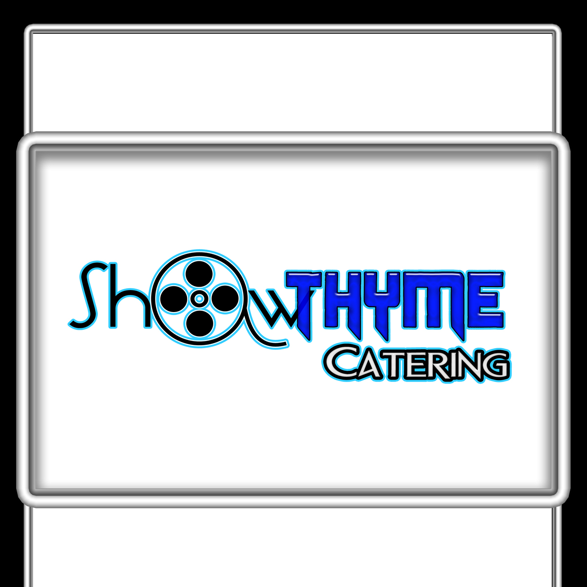 Logo Design by MITUCA ANDREI - Entry No. 4 in the Logo Design Contest Showthyme Catering Logo Design.