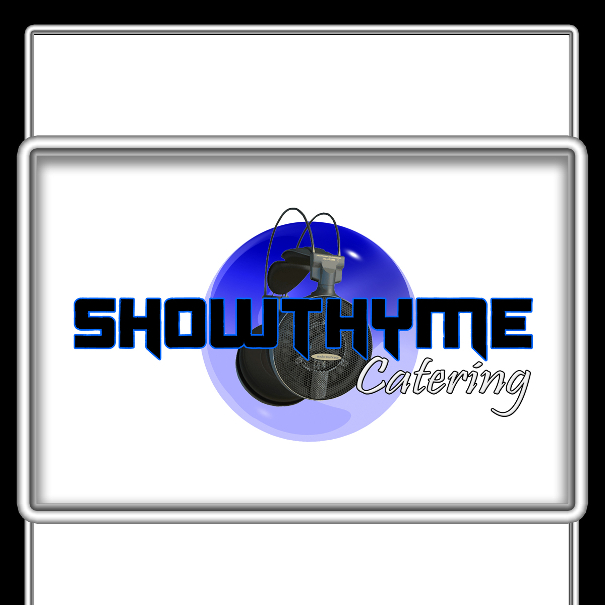Logo Design by MITUCA ANDREI - Entry No. 5 in the Logo Design Contest Showthyme Catering Logo Design.