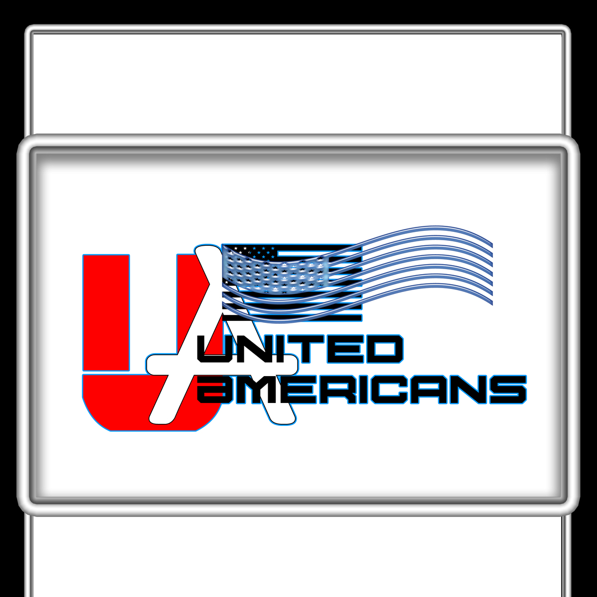 Logo Design by MITUCA ANDREI - Entry No. 13 in the Logo Design Contest Creative Logo Design for United Americans.
