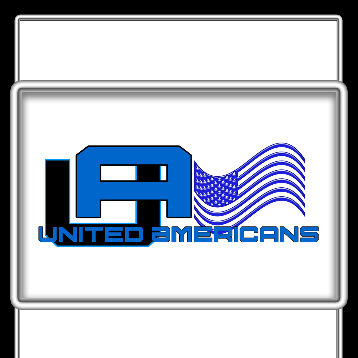 Logo Design by MITUCA ANDREI - Entry No. 14 in the Logo Design Contest Creative Logo Design for United Americans.