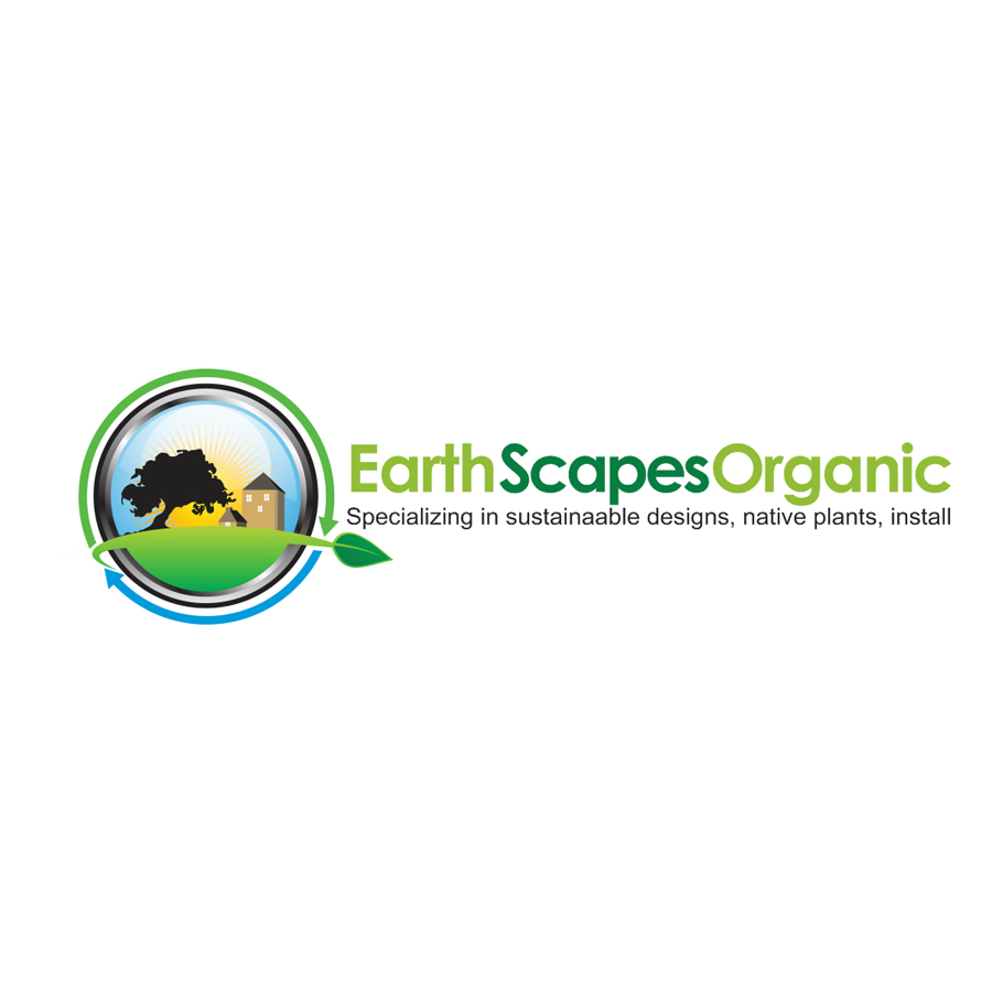 Logo Design by LukeConcept - Entry No. 39 in the Logo Design Contest Earthscapes Organic.