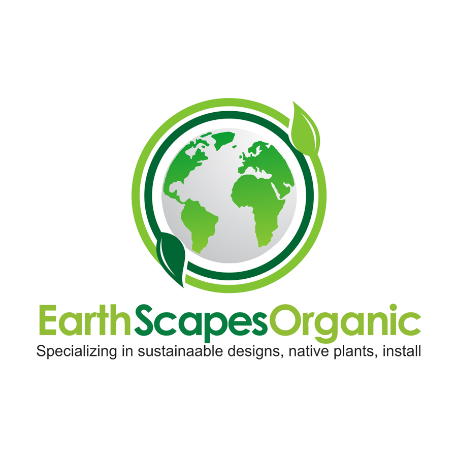 Logo Design by LukeConcept - Entry No. 40 in the Logo Design Contest Earthscapes Organic.