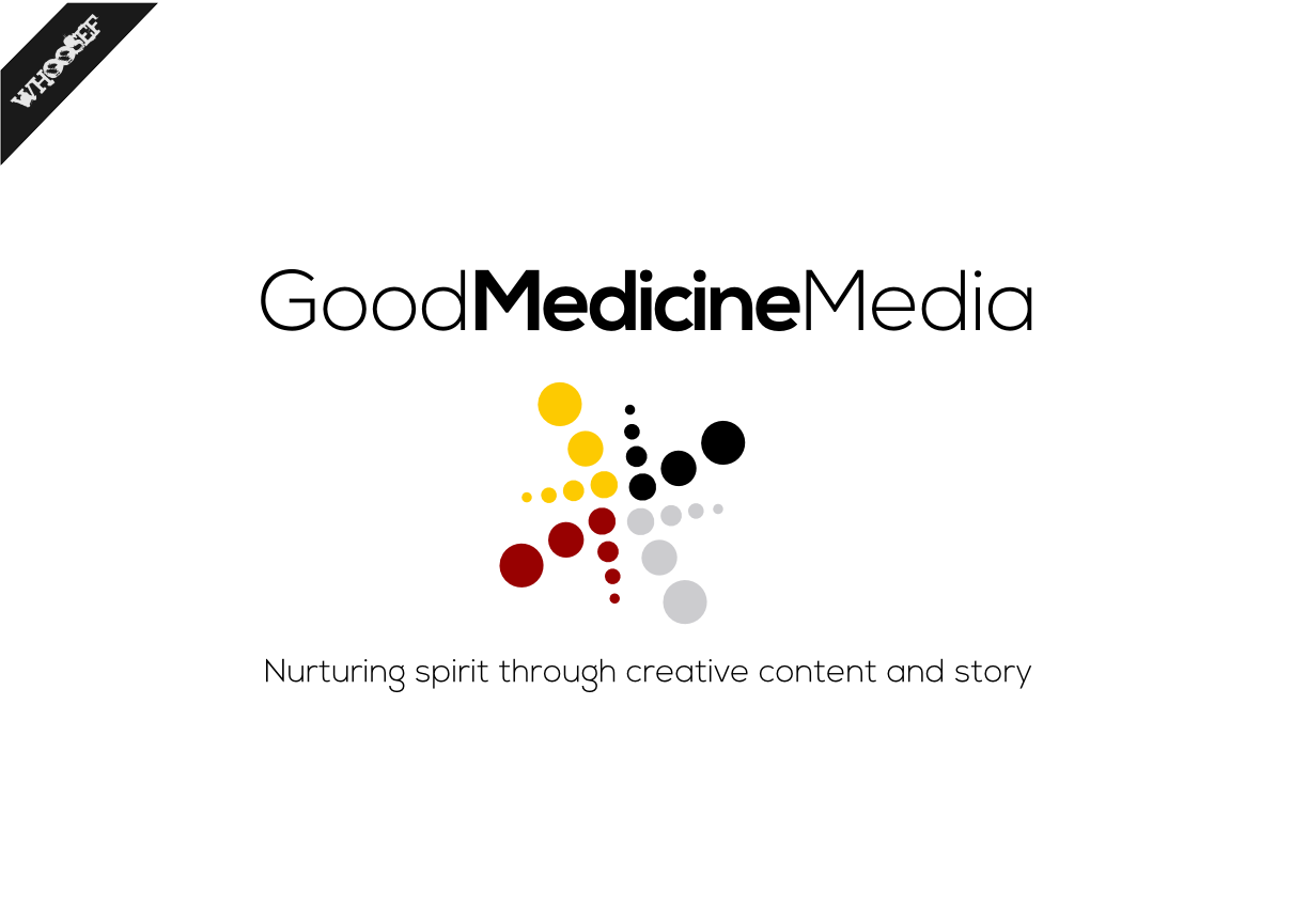 Logo Design by whoosef - Entry No. 63 in the Logo Design Contest Good Medicine Media Logo Design.