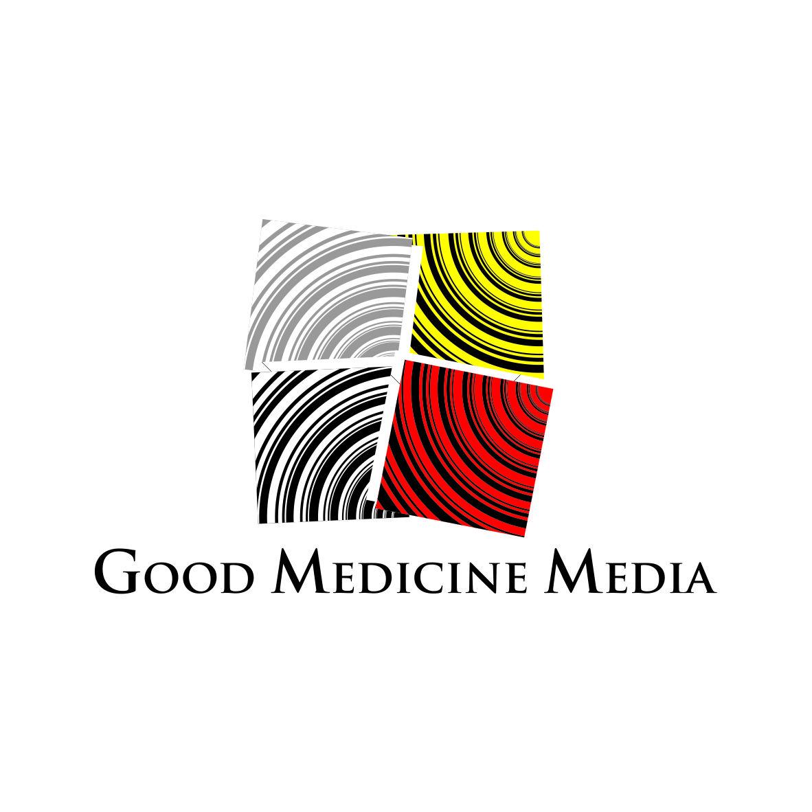 Logo Design by arteo_design - Entry No. 64 in the Logo Design Contest Good Medicine Media Logo Design.