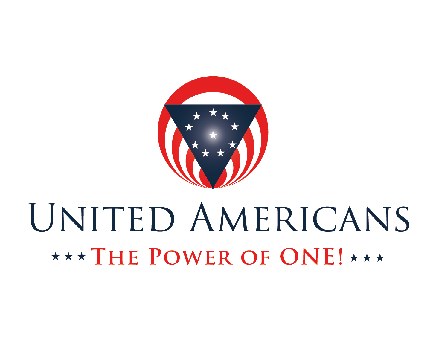 Logo Design by VENTSISLAV KOVACHEV - Entry No. 22 in the Logo Design Contest Creative Logo Design for United Americans.