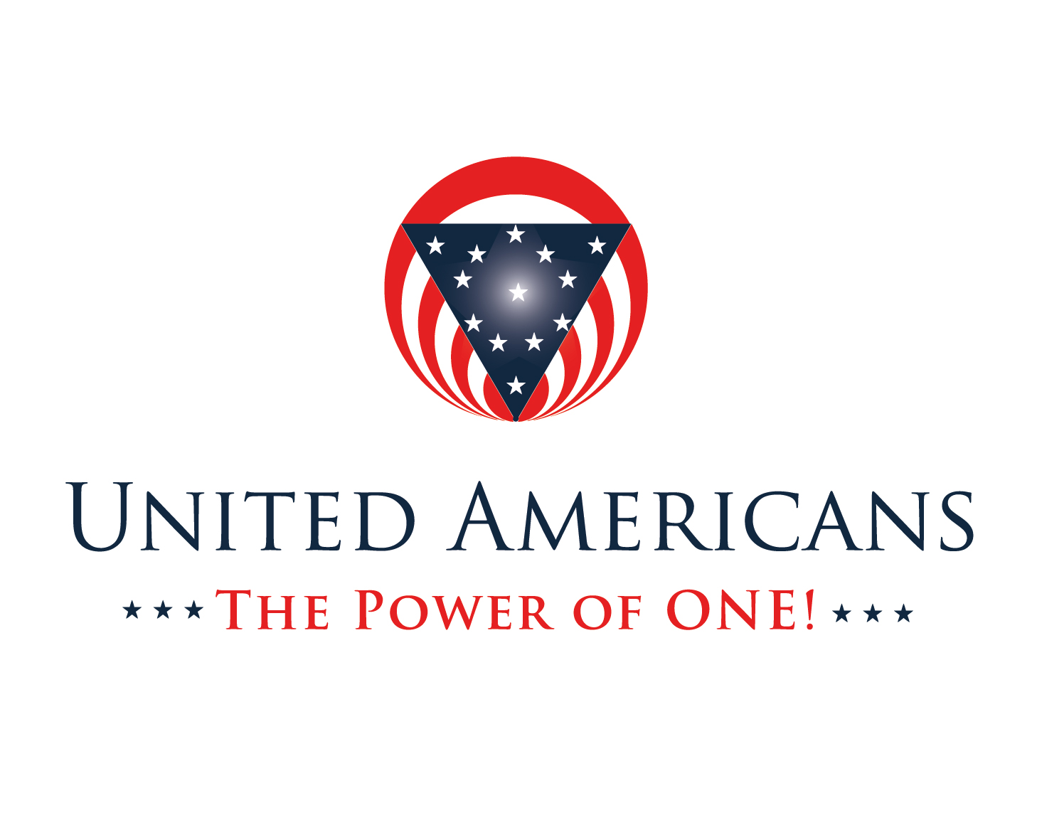 Logo Design by VENTSISLAV KOVACHEV - Entry No. 23 in the Logo Design Contest Creative Logo Design for United Americans.