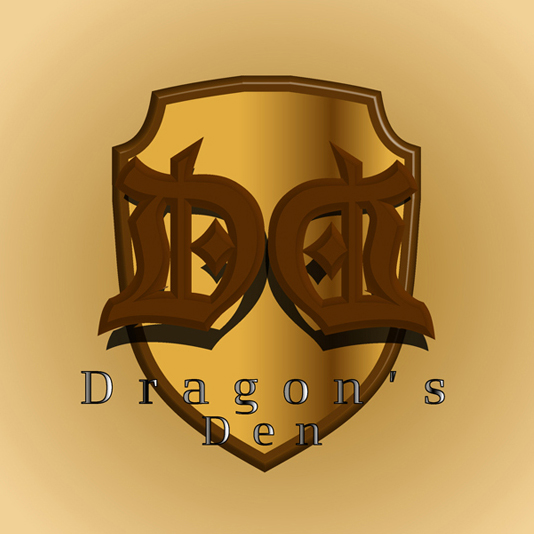 Logo Design by fluxy - Entry No. 19 in the Logo Design Contest The Dragons' Den needs a new logo.