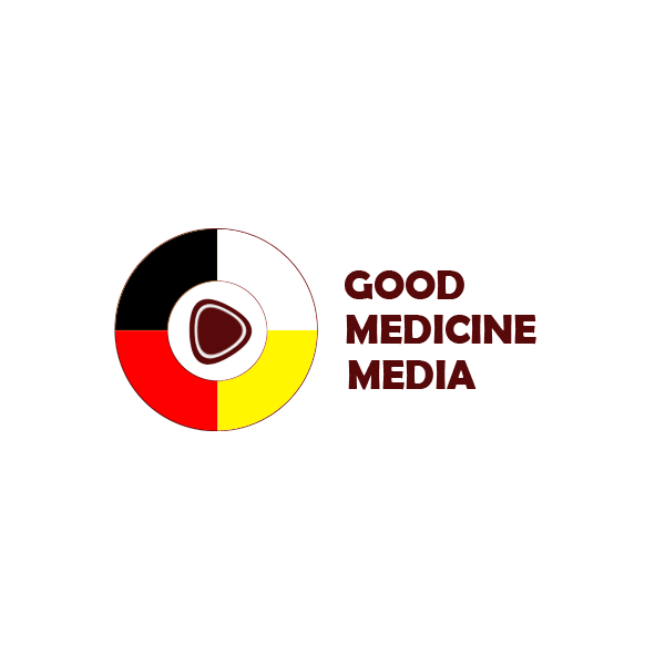 Logo Design by Private User - Entry No. 75 in the Logo Design Contest Good Medicine Media Logo Design.
