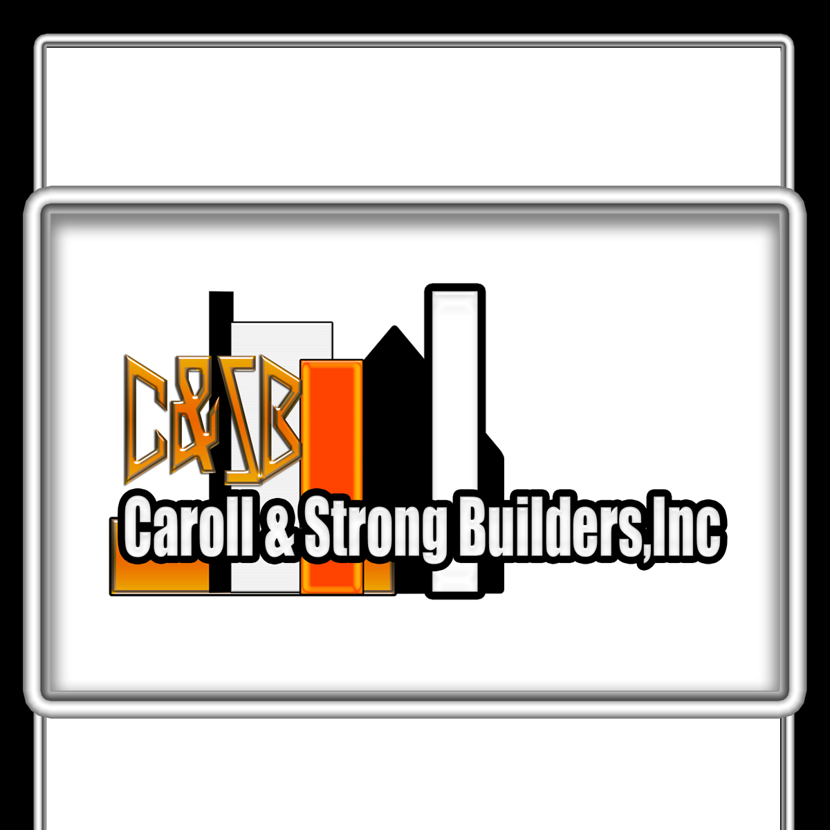 Logo Design by MITUCA ANDREI - Entry No. 13 in the Logo Design Contest New Logo Design for Carroll & Strong Builders, Inc..