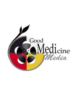 Logo Design by Rakia Raza - Entry No. 77 in the Logo Design Contest Good Medicine Media Logo Design.