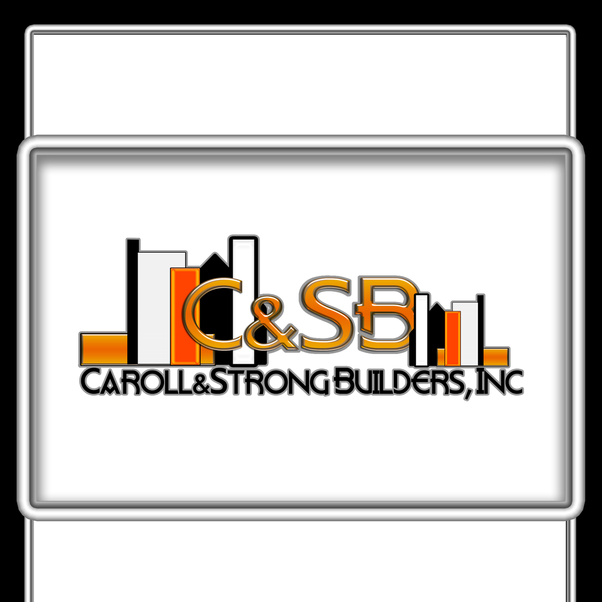 Logo Design by MITUCA ANDREI - Entry No. 16 in the Logo Design Contest New Logo Design for Carroll & Strong Builders, Inc..