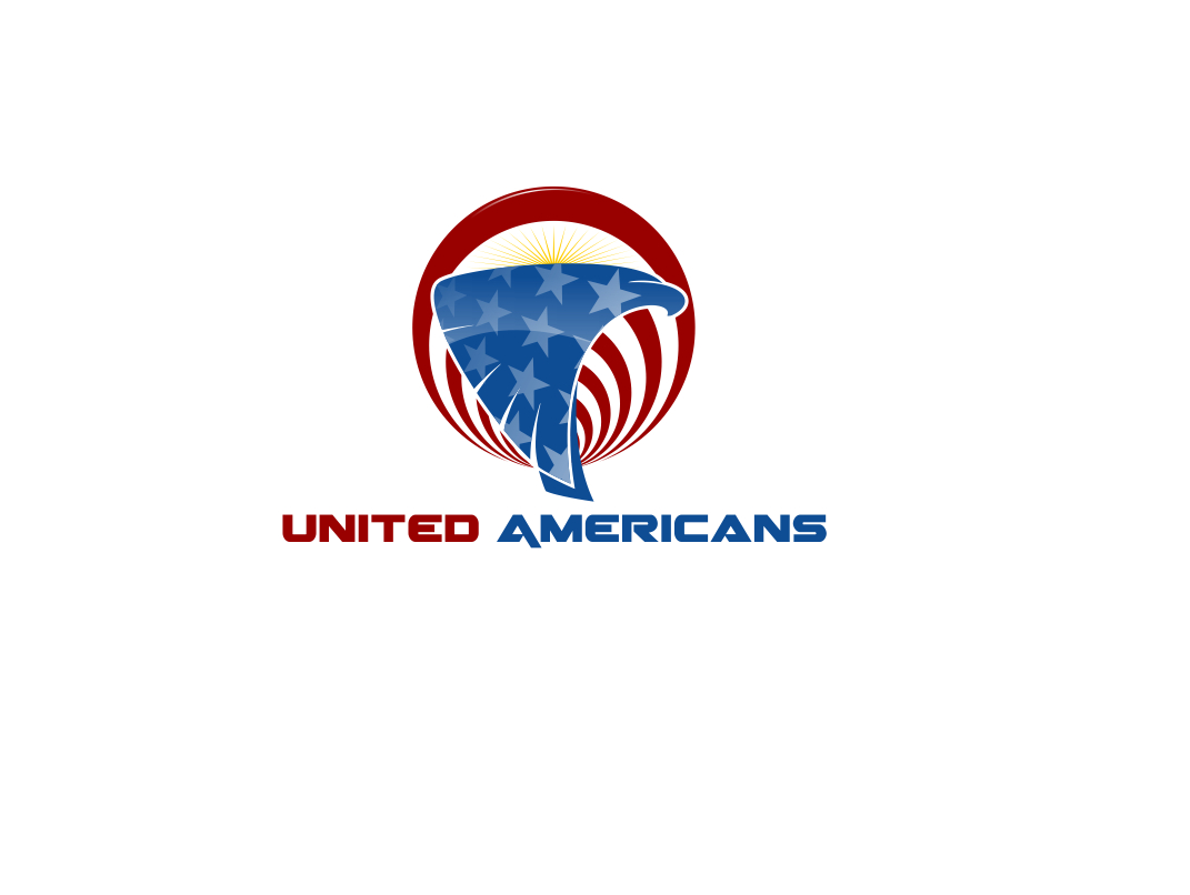 Logo Design by Chris Frederickson - Entry No. 25 in the Logo Design Contest Creative Logo Design for United Americans.