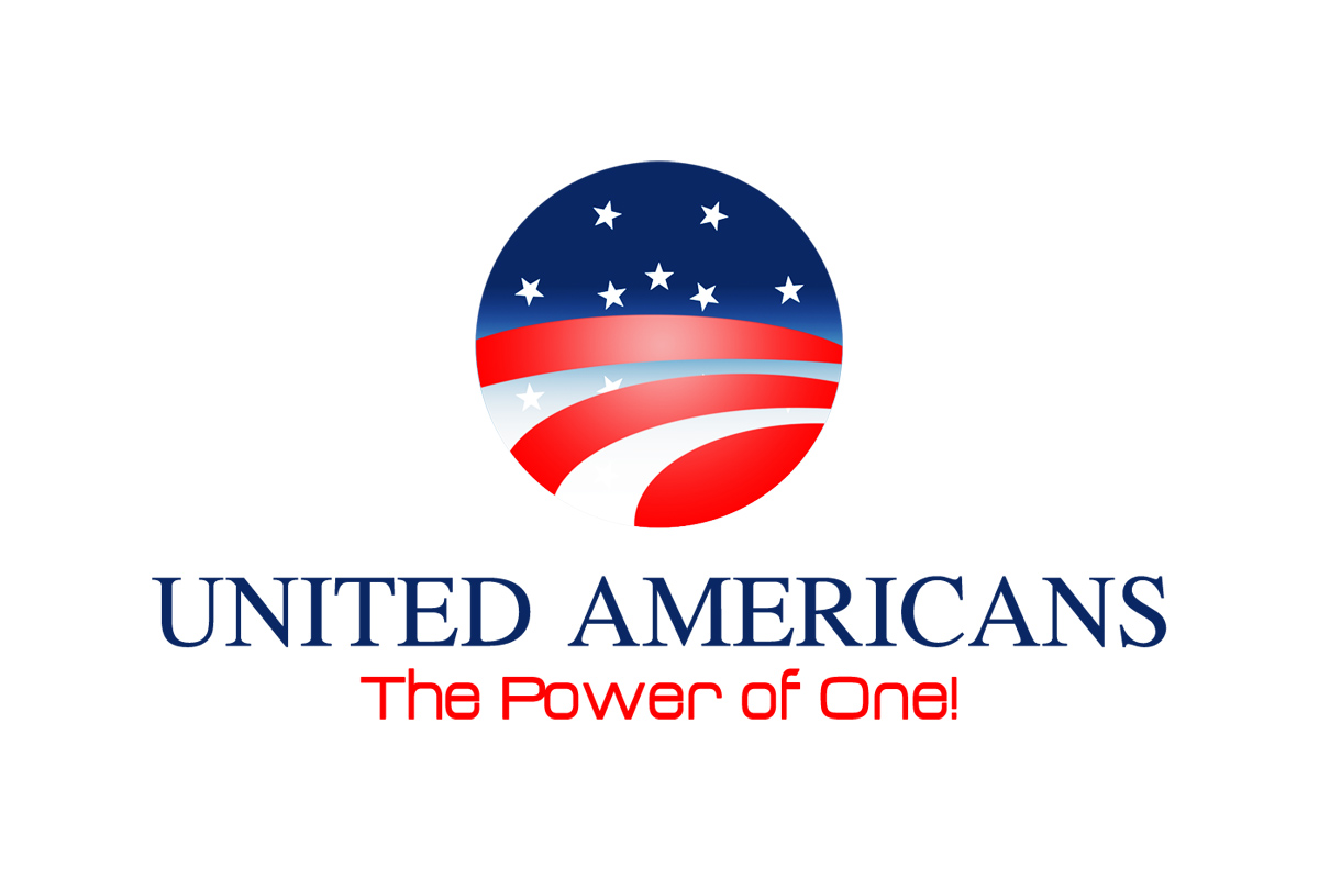Logo Design by Private User - Entry No. 26 in the Logo Design Contest Creative Logo Design for United Americans.