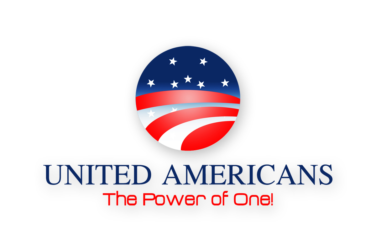 Logo Design by Private User - Entry No. 27 in the Logo Design Contest Creative Logo Design for United Americans.
