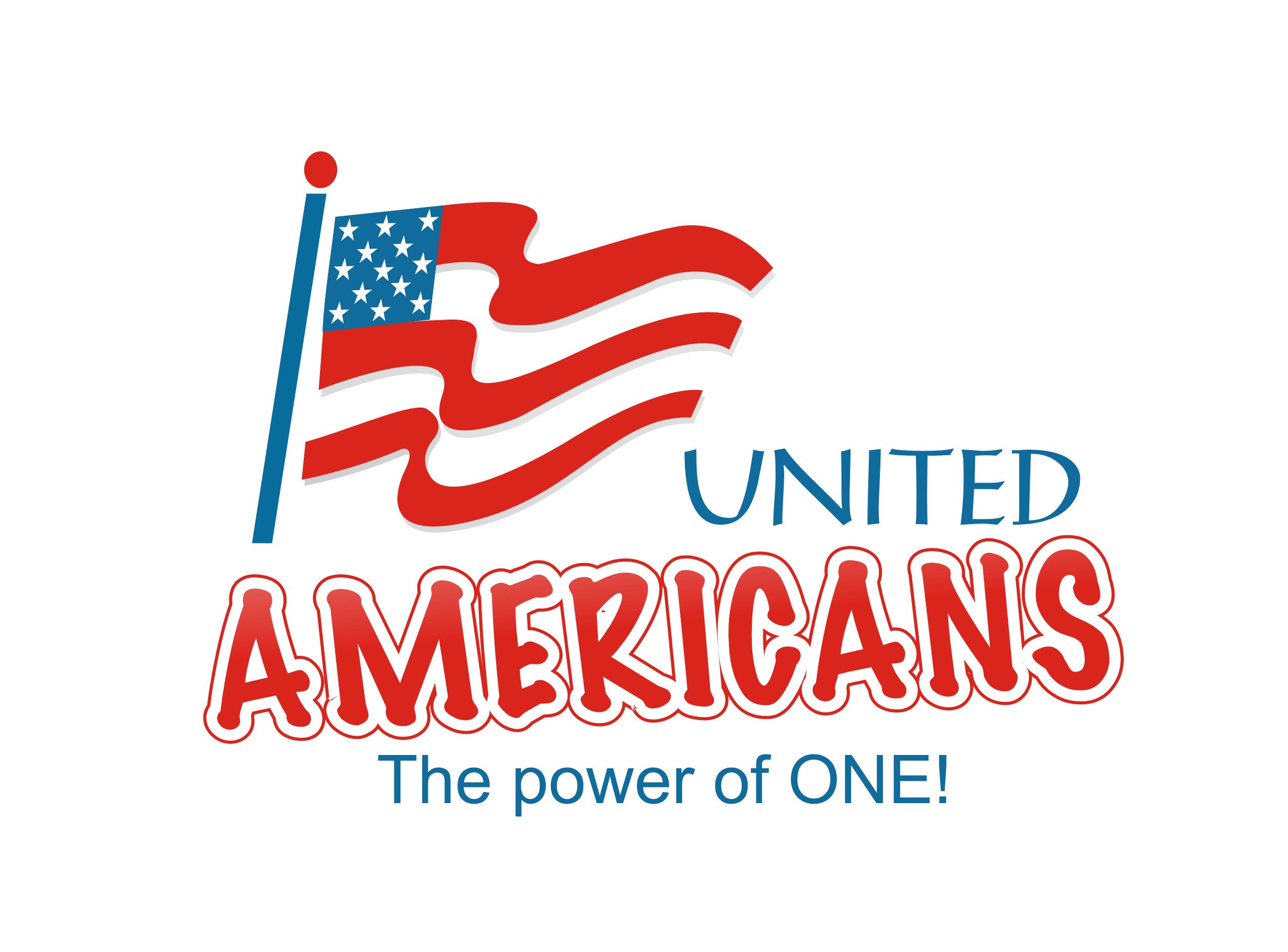 Logo Design by Shailender Kumar - Entry No. 28 in the Logo Design Contest Creative Logo Design for United Americans.