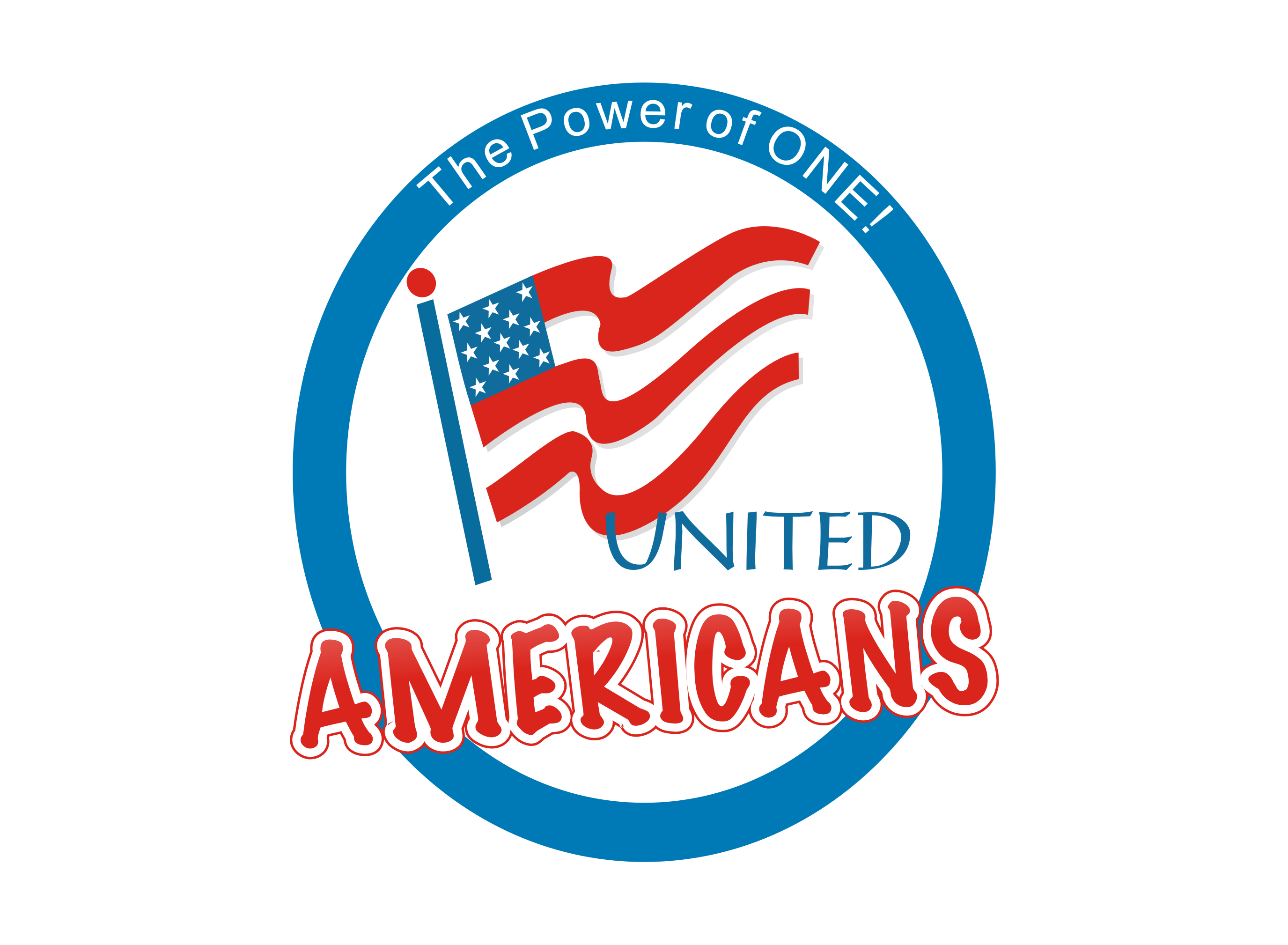 Logo Design by Shailender Kumar - Entry No. 29 in the Logo Design Contest Creative Logo Design for United Americans.
