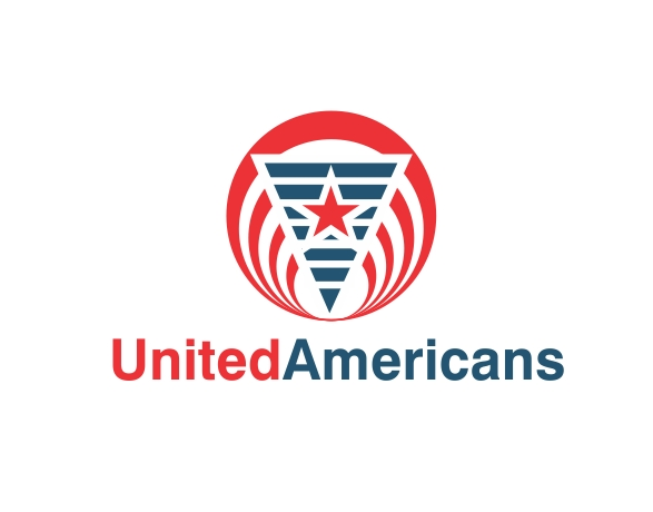 Logo Design by ronny - Entry No. 31 in the Logo Design Contest Creative Logo Design for United Americans.