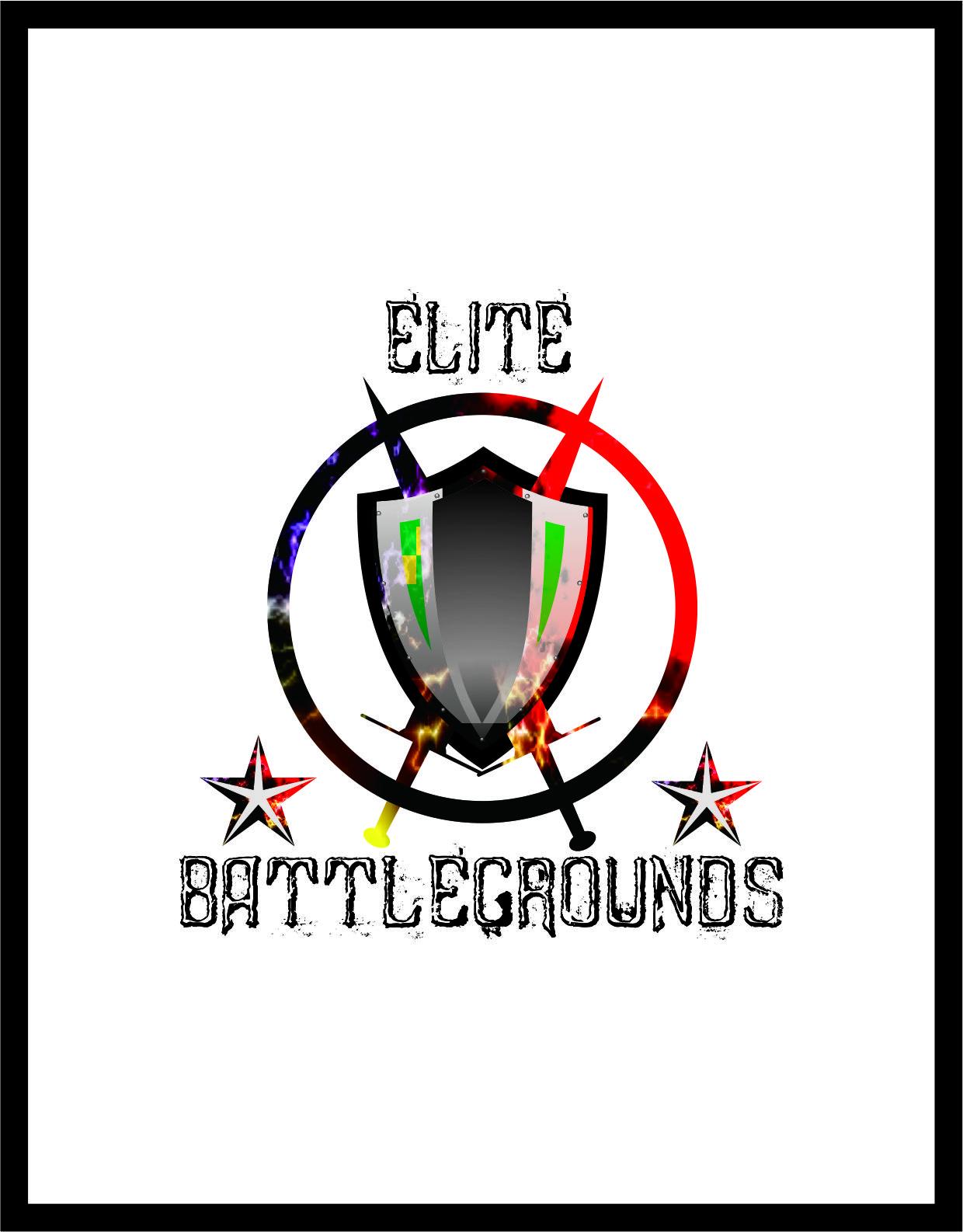 Logo Design by Teguh Hanuraga - Entry No. 50 in the Logo Design Contest Creative Logo Design for Elite Battlegrounds.