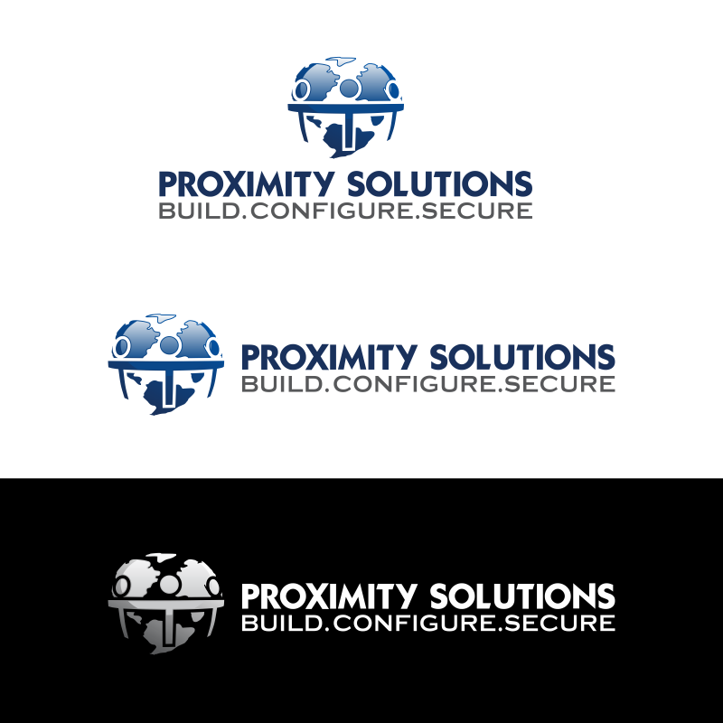 Logo Design by moisesf - Entry No. 104 in the Logo Design Contest New Logo Design for Proximity Solutions.