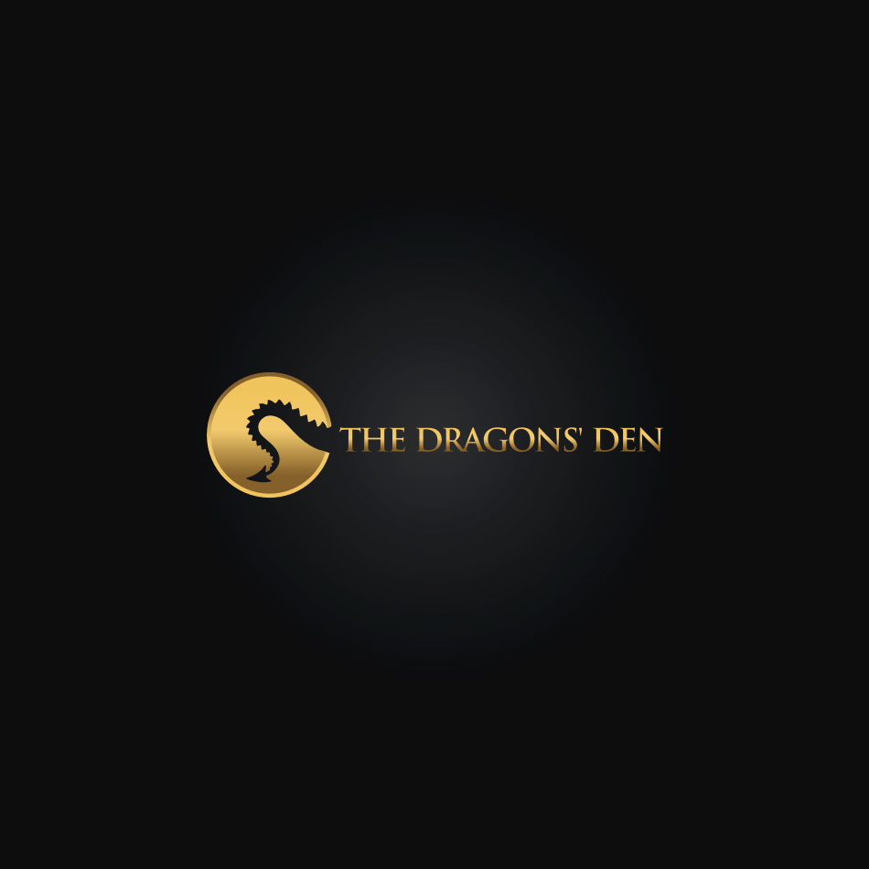 Logo Design by moxlabs - Entry No. 22 in the Logo Design Contest The Dragons' Den needs a new logo.