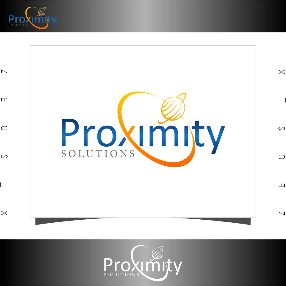 Logo Design by RasYa Muhammad Athaya - Entry No. 105 in the Logo Design Contest New Logo Design for Proximity Solutions.
