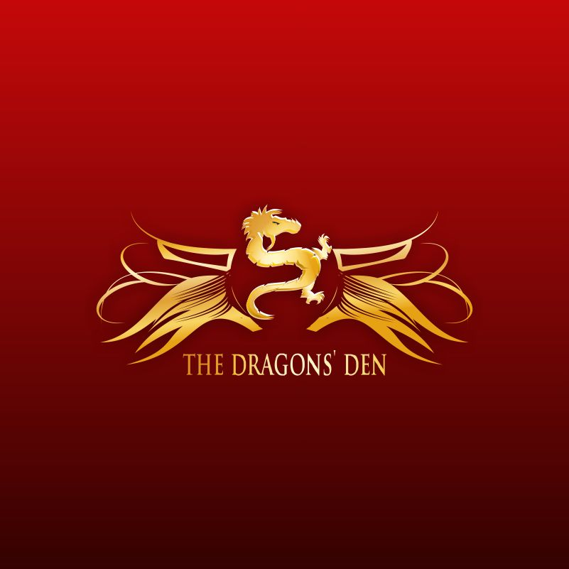 Logo Design by mare-ingenii - Entry No. 23 in the Logo Design Contest The Dragons' Den needs a new logo.