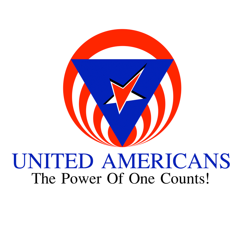 Logo Design by Robert Turla - Entry No. 34 in the Logo Design Contest Creative Logo Design for United Americans.