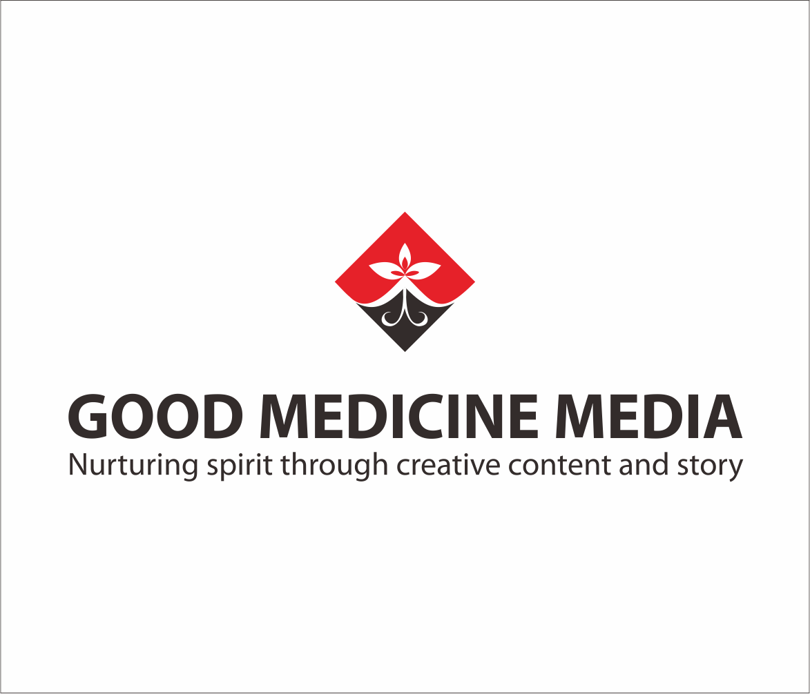 Logo Design by Armada Jamaluddin - Entry No. 111 in the Logo Design Contest Good Medicine Media Logo Design.