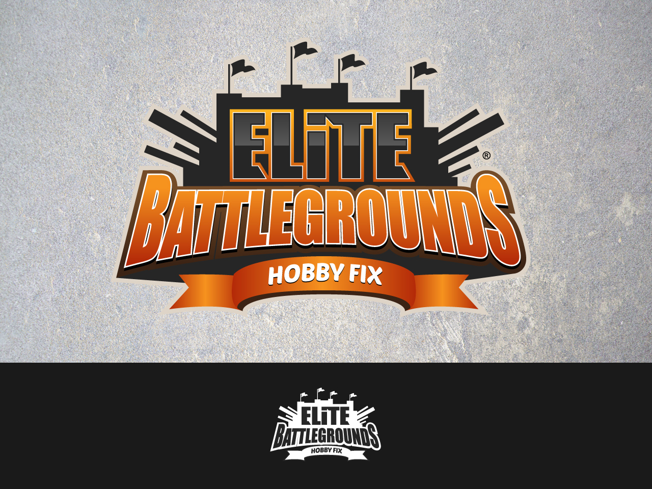 Logo Design by jpbituin - Entry No. 60 in the Logo Design Contest Creative Logo Design for Elite Battlegrounds.